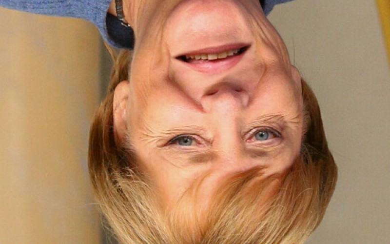 Optische Täuschung mit Angela Merkel: Der Thatcher-Effect