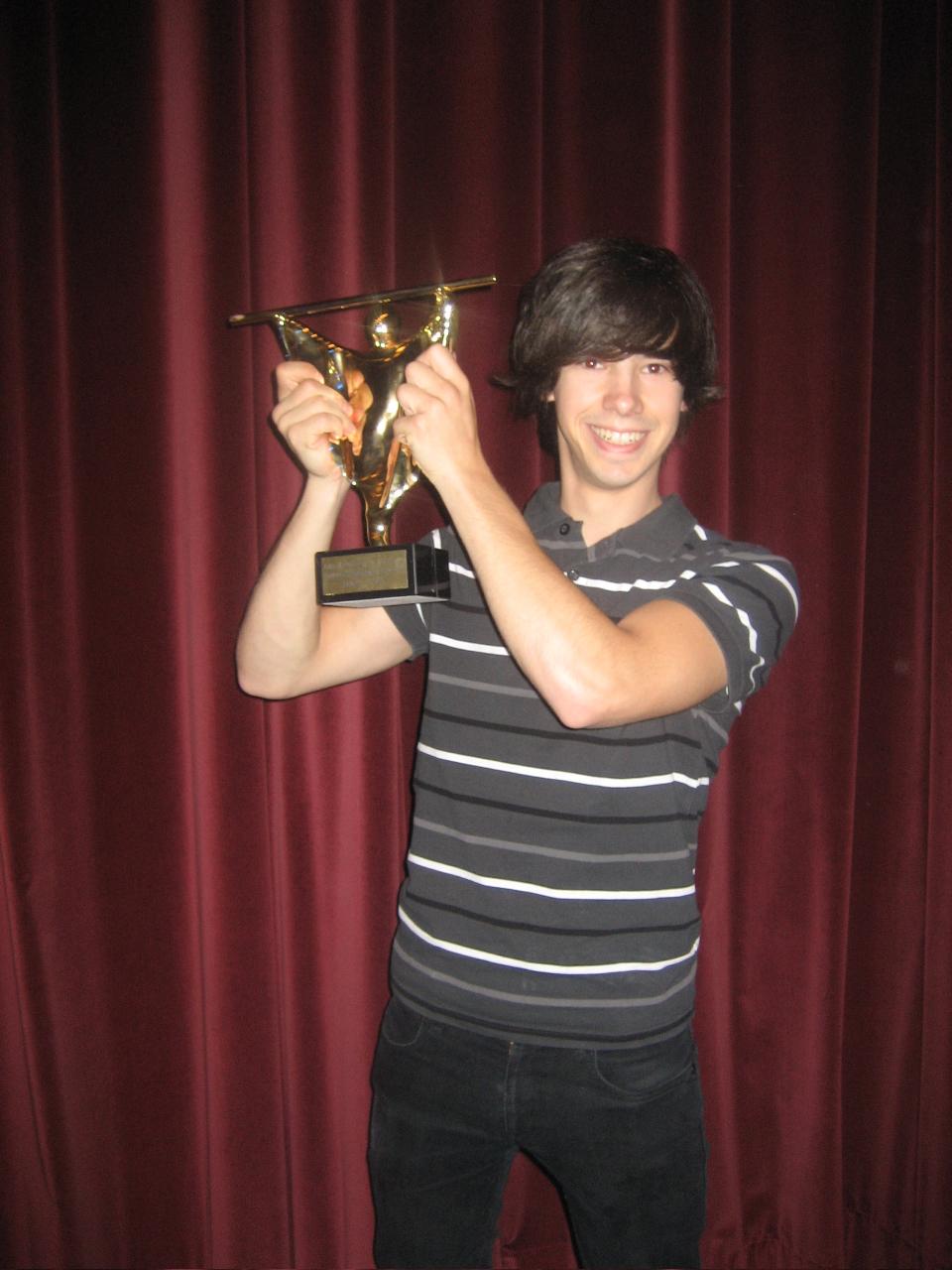 Der Zauberkünstler aus Berlin wurde zum Deutschen Meister der Zauberkunst gewählt
