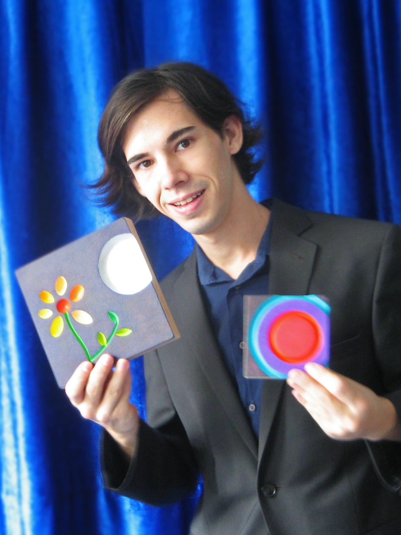 Alexander Merk gewinnt den Haidy Jakobi Preis
