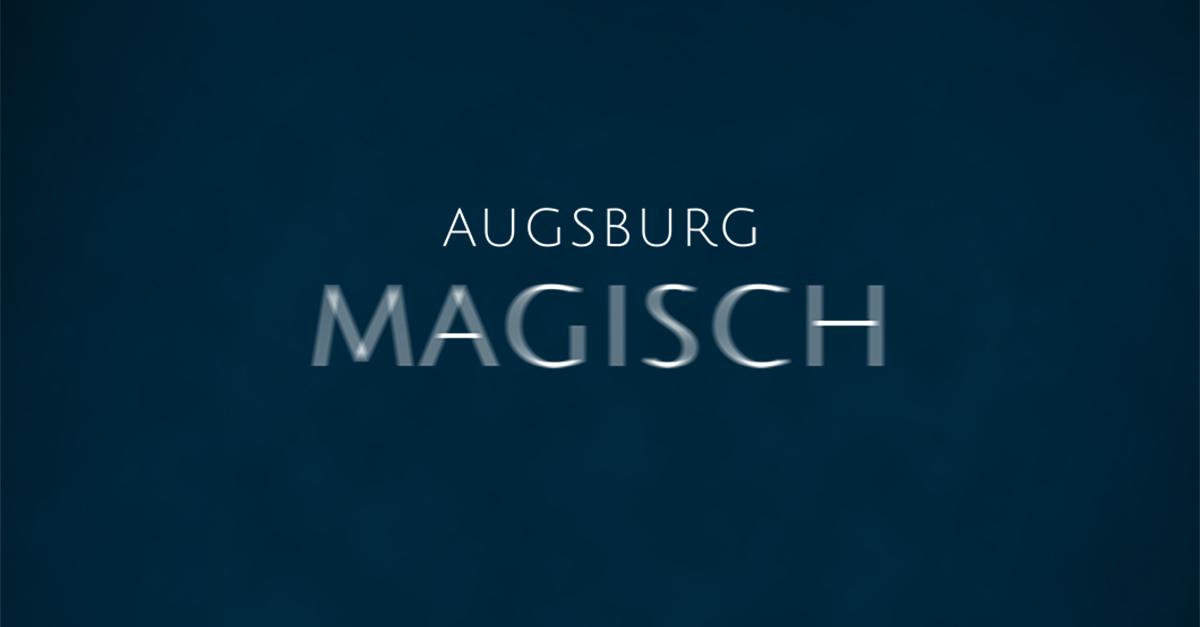 Augsburg Magisch im Parktheater Göggingen