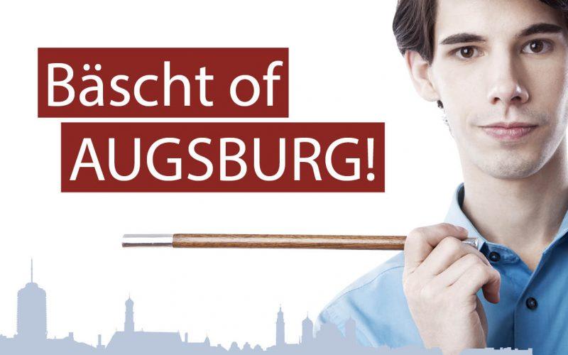 Bäscht of Augsburg!
