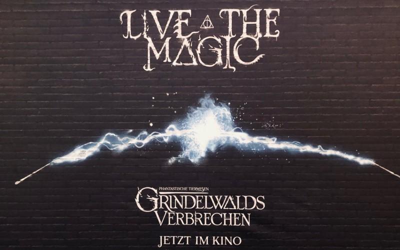 Grindelwalds Verbrechen Premiere