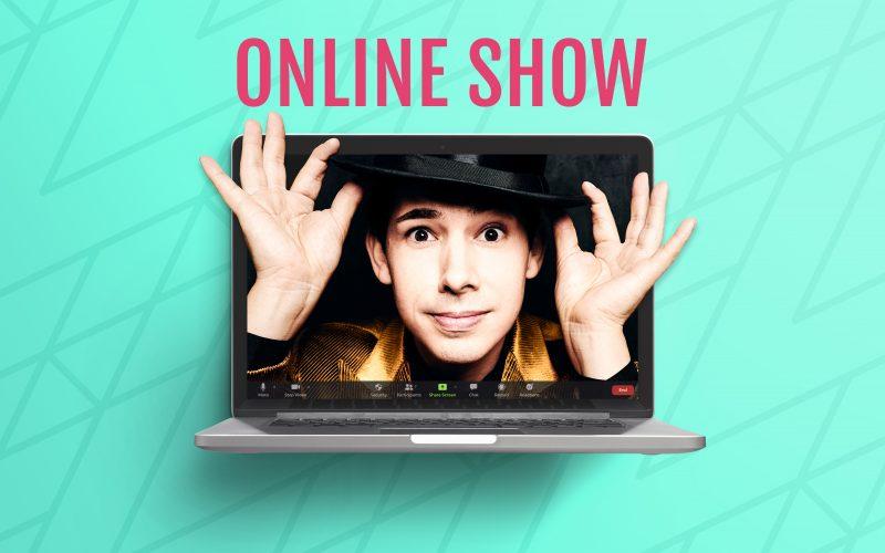 Magische Online Show | Die virtuelle Zaubershow