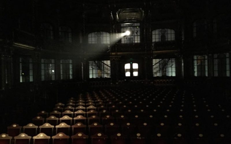 Vorverkauf Parktheater Augsburg