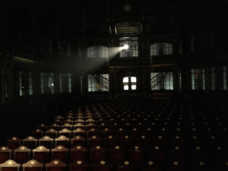 Parktheater im Kurhaus Göggingen Augsburg