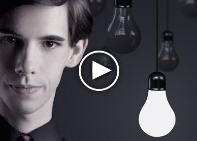 Zauberer aus Berlin Alexander Merk feiert Premiere seines neuen Theaterprogramms