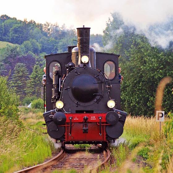 Theaterwagen der Eisenbahnfreunde