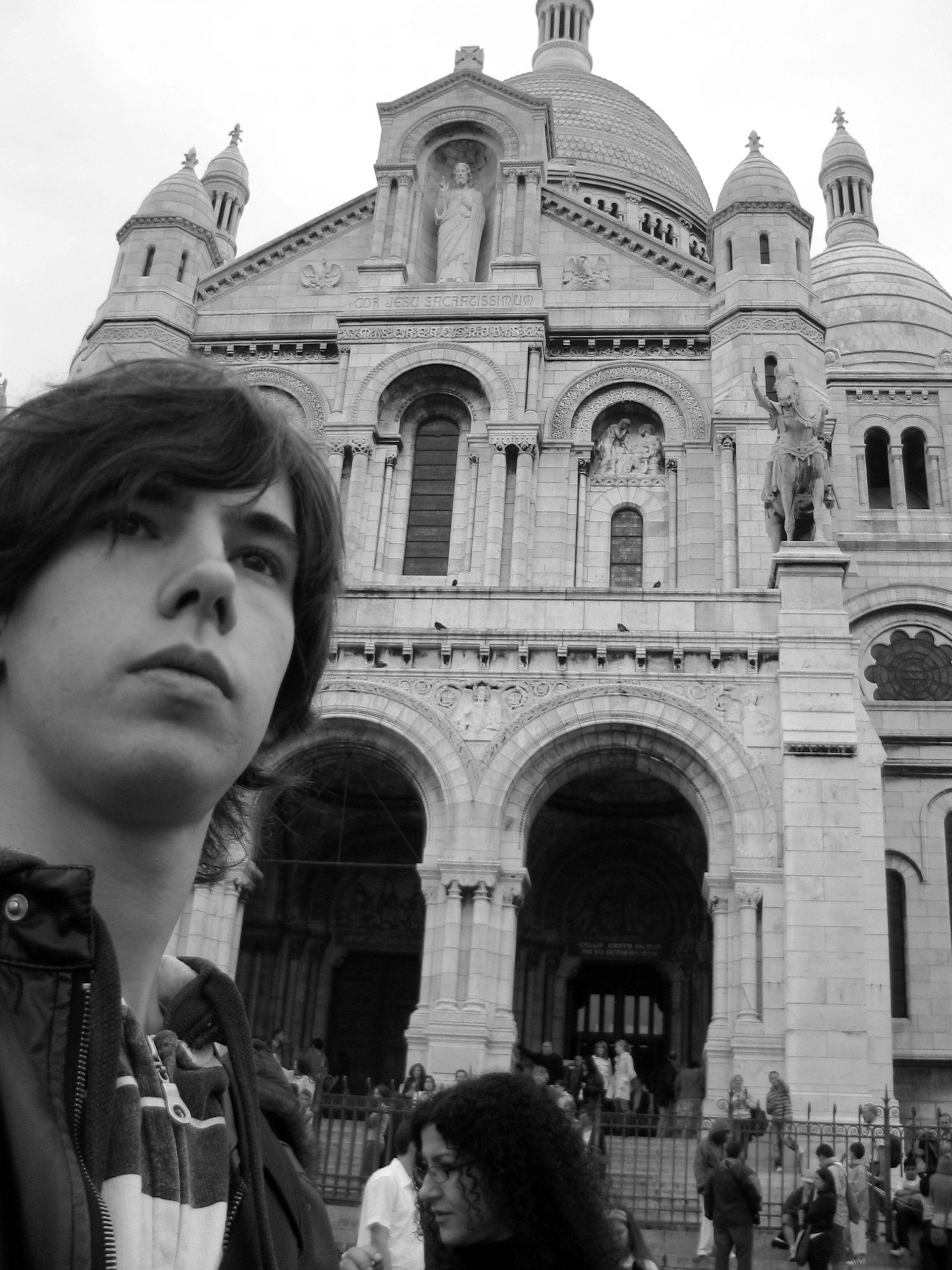 Alexander Merk verzaubert mit seiner Kunst in Paris
